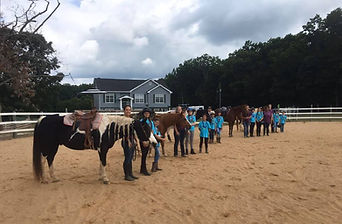 2021 YEC horses, campers, & counselors i
