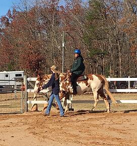 2018 Christmas Camp Shelby, Haley & Pari