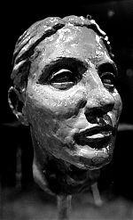 3d clay portrait
