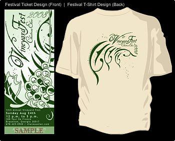 graphic design example