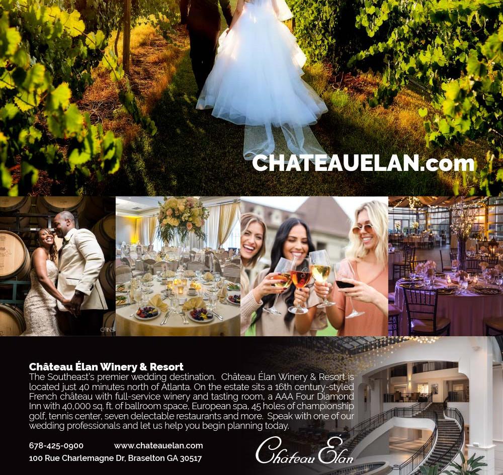 Full Page Wedding Ad