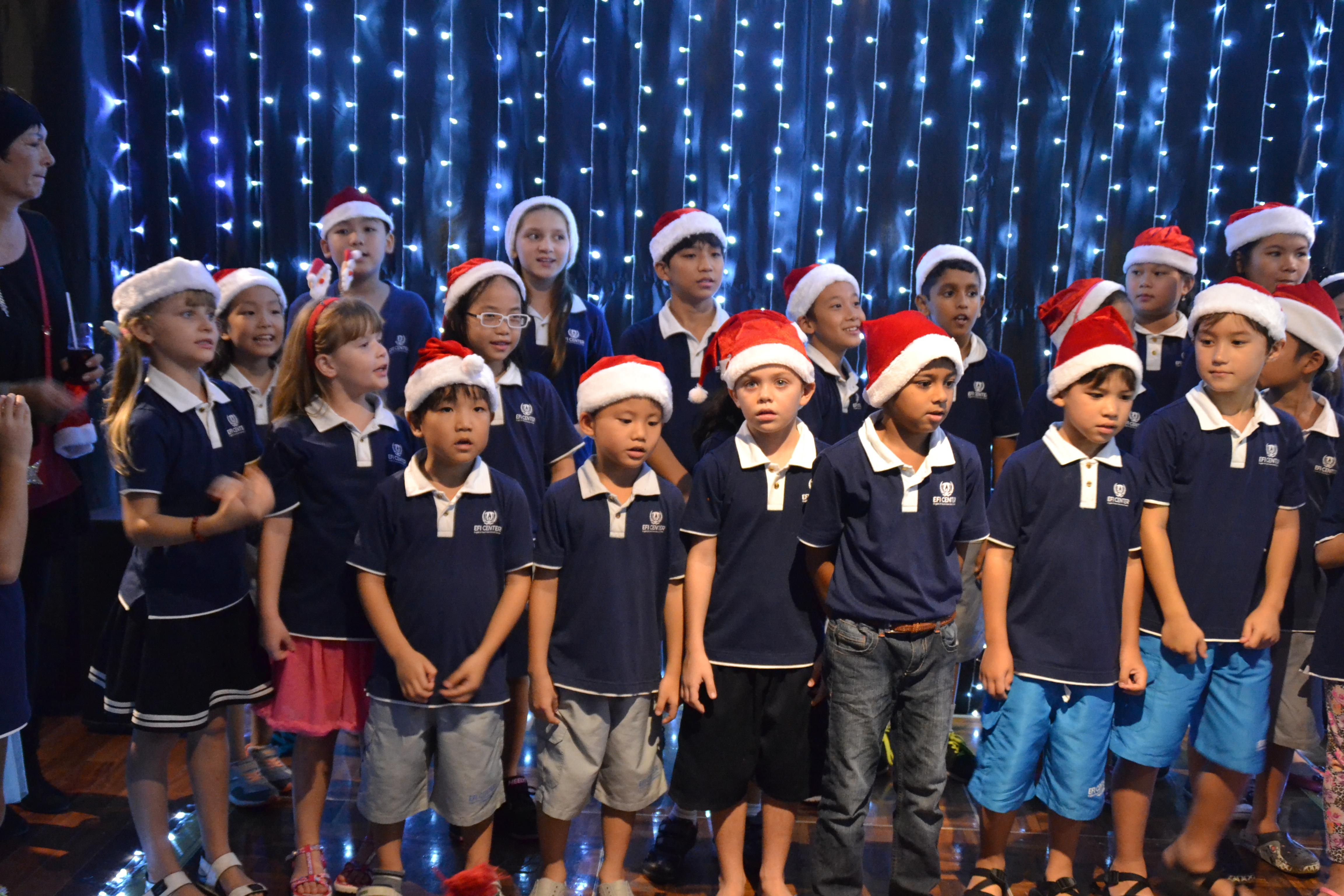 Christmas party Novotel