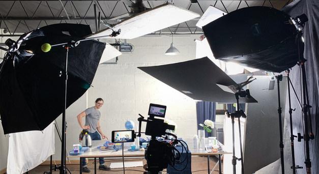 Got 'em! Tabletop setup for KitchenAid