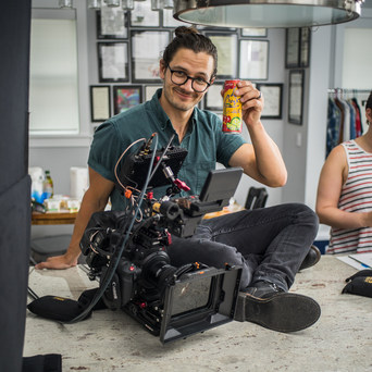 Tyler Kaschke | Boulder Advertising Commercial Video Director, DP, Cinematographer, Photographer, Gaffer