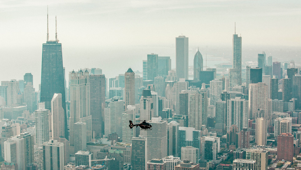 Tyler Kaschke | Denver DP | Chicago Helicopter Tours