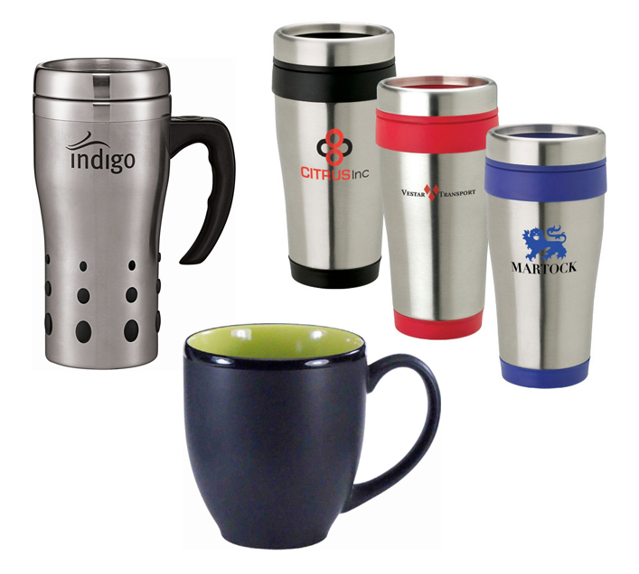 Thermal Mugs & Cups