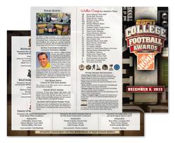 ESPN Awards Brochure