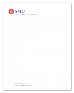 SMU Letterhead