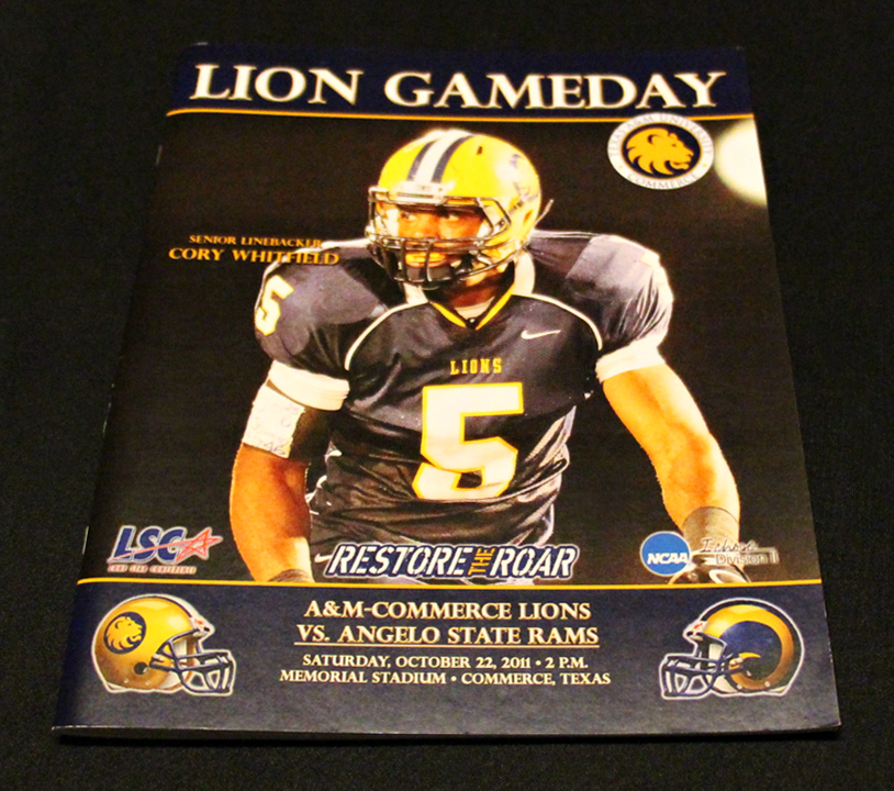 TAMUC Lion Gameday