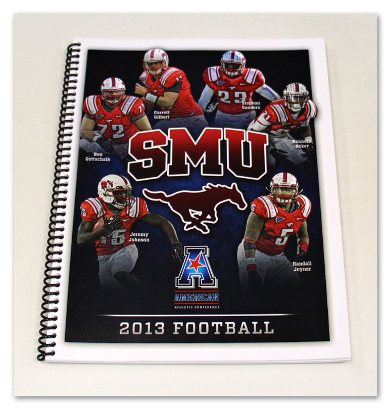 SMU Football 2013 Media Guide