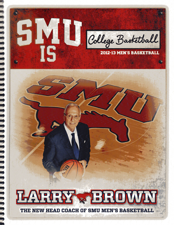 SMU Basketball Media Guide
