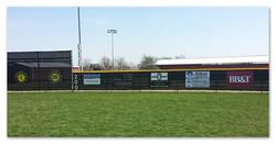 Softball Field Banners