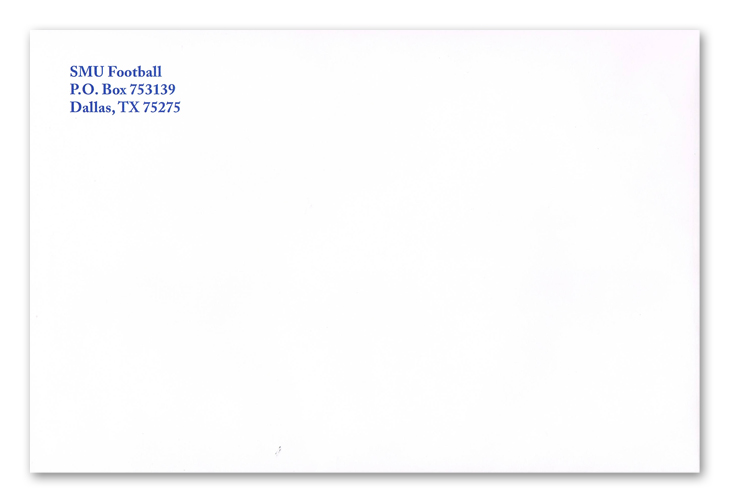 SMU Envelope