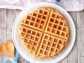 Waffle Proteico Vegano