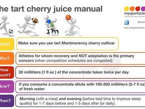 Frutas e recuperação muscular