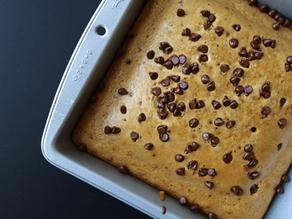 Bolo Cookie de chocolate