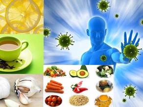 Fortaleça seu sistema imunológico