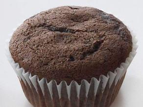 Cupcake de chocolate Funcional