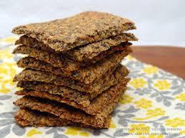 Cracker de Sementes e suas variações