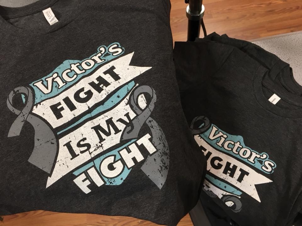 GoFundMe: v-is-for-victorious-victor