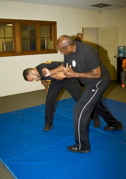 Defensive Tactics Training Class