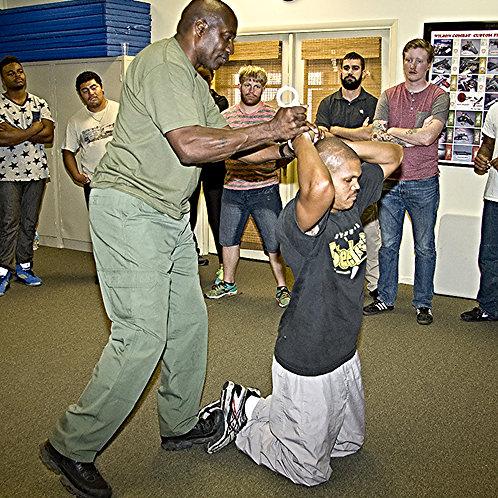 Handcuffing