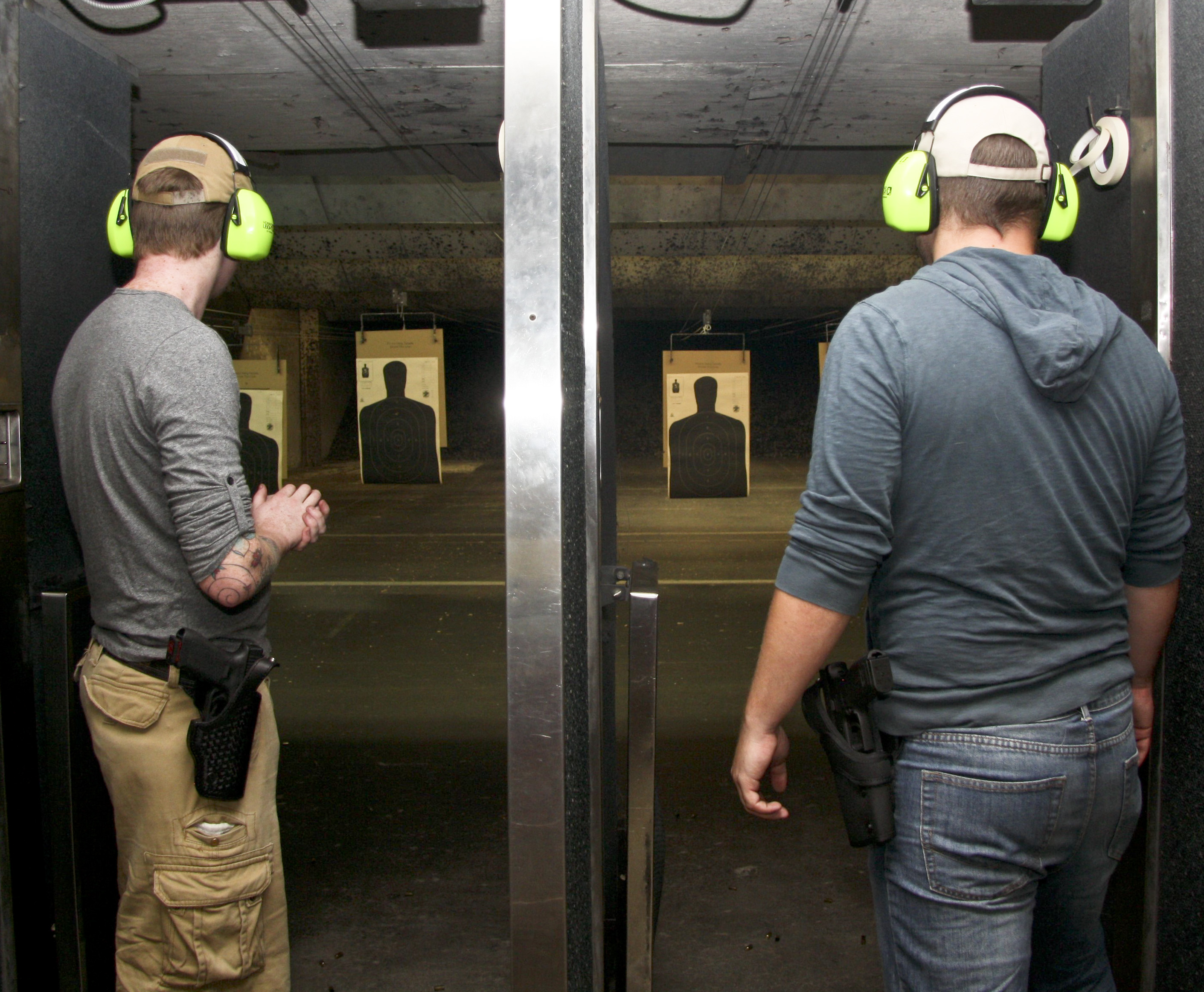 Armed Security Training