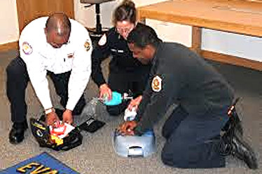 First Aid & CPR w/AED