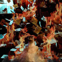 Burning Existence