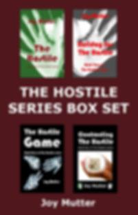 The Hostile audiobook collection thriller novel