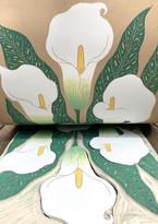 Calla Lily print reveal