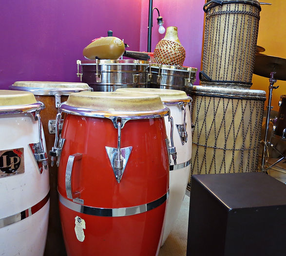 Hand Drums for lessons