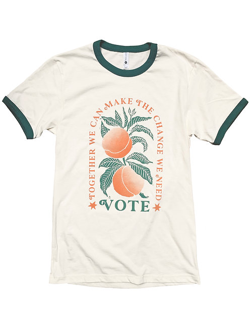 *VOTE* 100% Cotton Unisex Tee