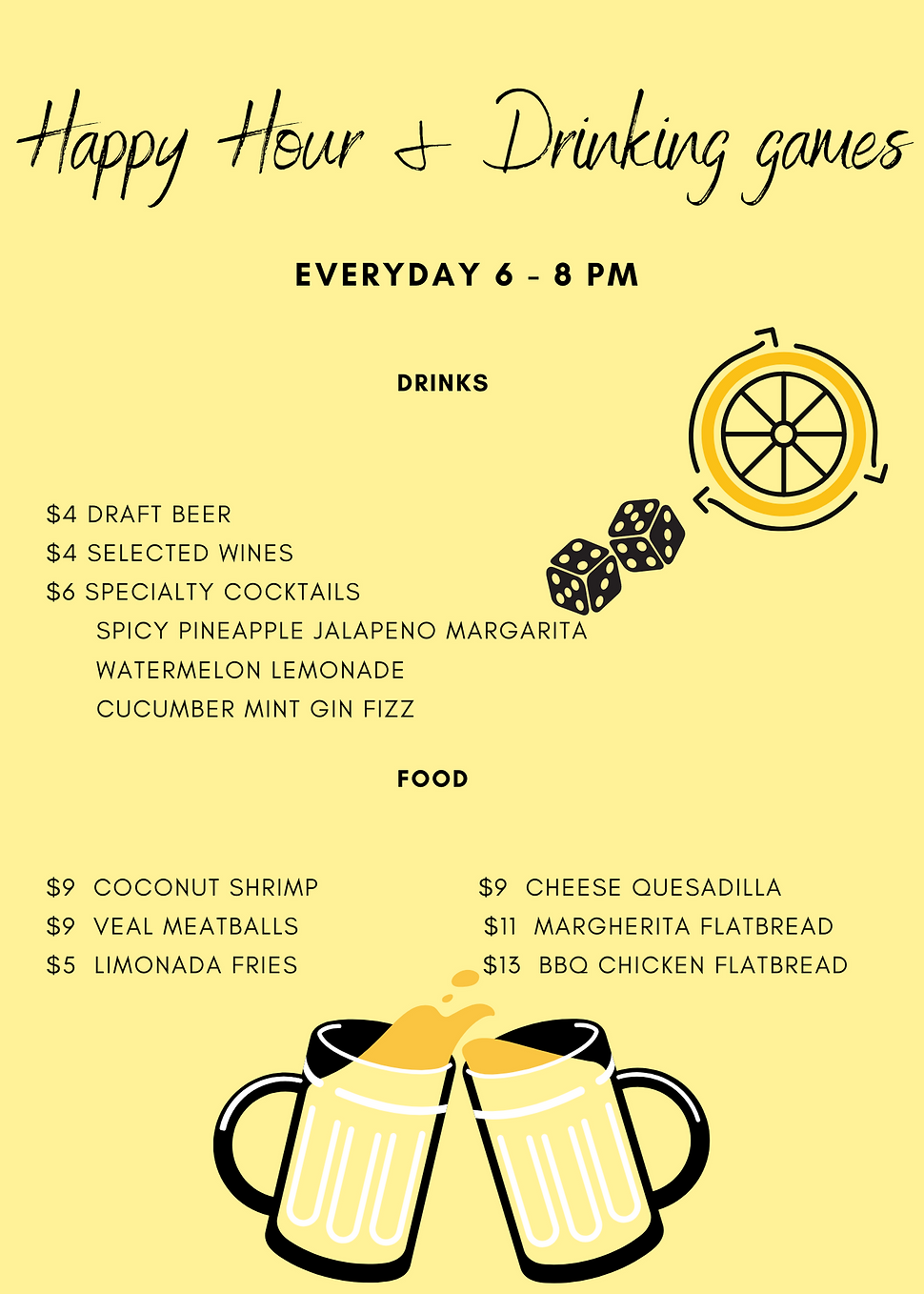 Yellow Beer Happy Hour Poster 0920.png
