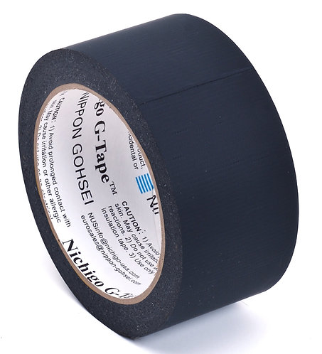 "5009MTBK Black Gaffers Tape 2"" x 82'"