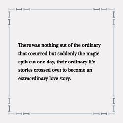 Something Ordinary