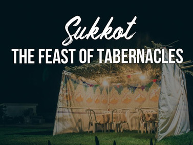 The Feast Of Tabernacles; Jewish Thanksgiving That Guests And Celebrates Humanity