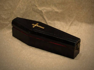 The Seventeen Mysterious Lilliputian Coffins