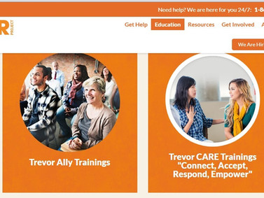 The Trevor Project Encapsulates Riley, An AI Trainer To Aid Distressed LGBTQ Youths
