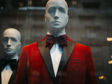 There Is No Smarter Tie Than The Smartly-Tied Bow