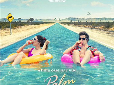 Palm Springs: a refreshing must-watch; a delightful uptake on a fuzzy rom-com and much more