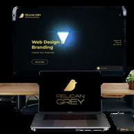 Pelican Grey Web Design & Branding Specialists
