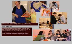 Workshop mit Beata Keller Kerchner
