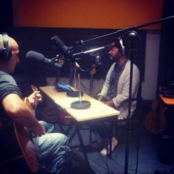 שיח מוזיקלי לתכנית רדיו