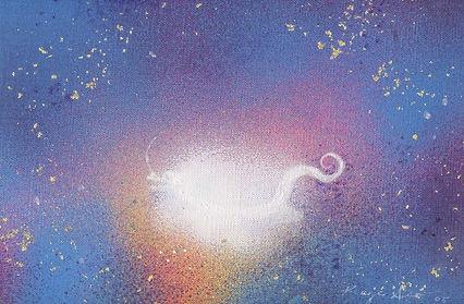 #1 Kaji Aso - Dragon is Born Acrylic wit