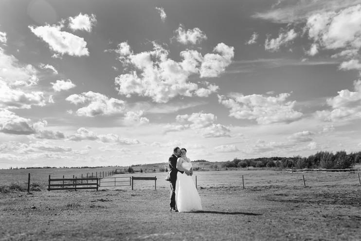 Talia + Kurtis | An Acreage Wedding