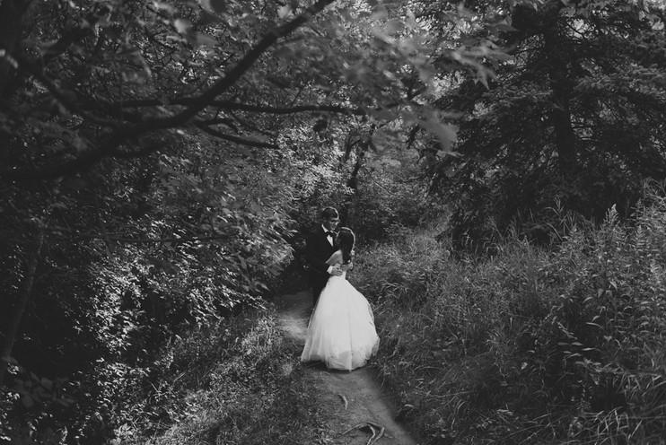Dave + Jess | YEG Wedding