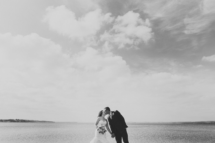 The Story's | Sylvan Lake Wedding