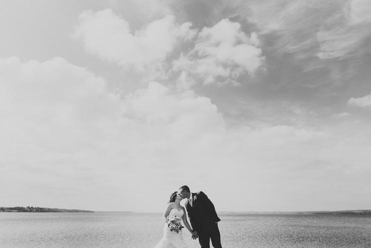 The Story's   Sylvan Lake Wedding