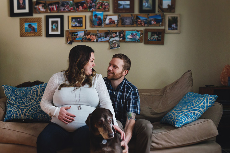 YEG At Home Maternity Session